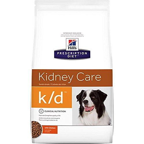 Kidney Canine Diet Food (Hill's Prescription Diet k/d Canine Kidney Care - Chicken- 27.5lb)