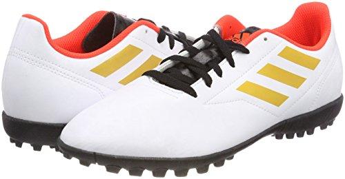 Ftwwht II Solred Tagome para adidas TF Blanco 000 Hombre Fútbol Zapatillas de Conquisto Uxx1PqwBz