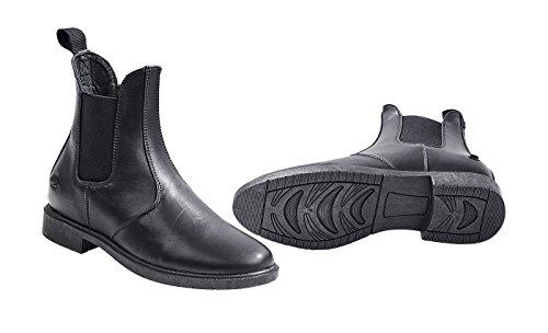 Jodhpur-Stiefelette BASIC negro