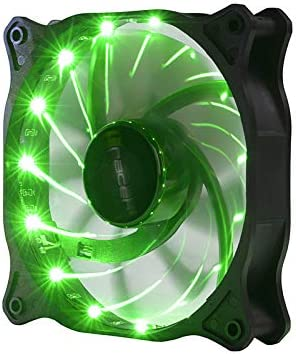 Tracer Fan LED 12 Green Ventilador PC Gaming 120mm con LED Verde ...