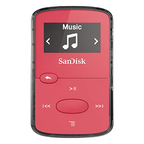 SanDisk 8GB Clip Jam MP3 Player ...