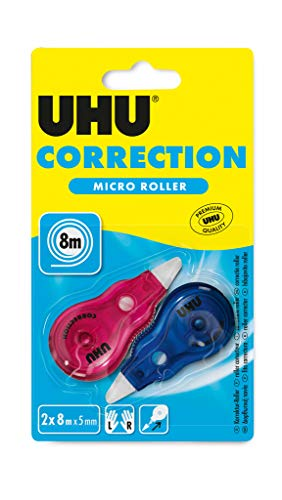 UHU Micro Roller Concealer 2x8m