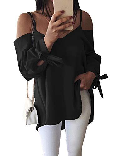 Chemisier Chemisier Femme Chemisier Ybenlover Ybenlover Noir Ybenlover Femme Noir Femme wRrqFXR0