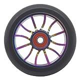 aibiku Pro Stunt Scooter Wheel 100mm Replacement