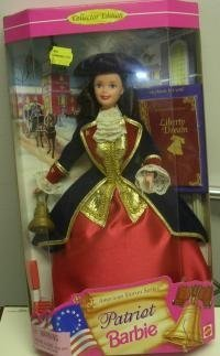 (Patriot Barbie - American Stories Series)
