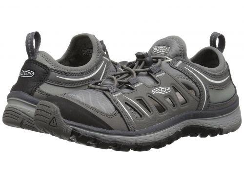 Keen(キーン) レディース 女性用 シューズ 靴 サンダル Terradora Ethos - Neutral Grey/Gargoyle [並行輸入品]