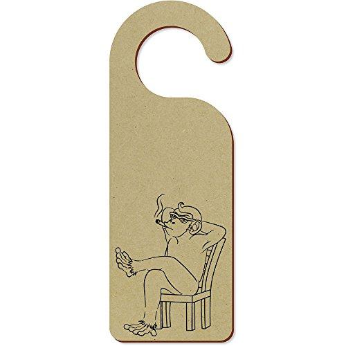 0mm x 72mm Door Hanger (DH00001343) (Monkey Door Hanger Craft)