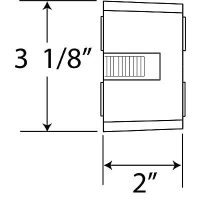 Optronics A37RBP Red Replacement Lens, 0. Fluid_Ounces: Automotive