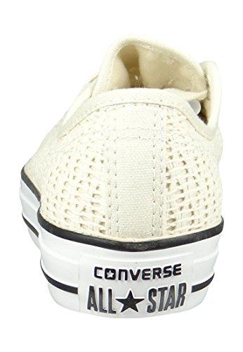 Reiher Highline Schwarz 551545C Converse All Reiher Chucks Beige Dainty Schwarz Star Weiß Weiß XqSv4gS