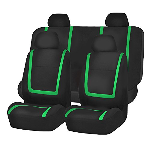 FH Group FB032GREEN114 Detachable Headrests