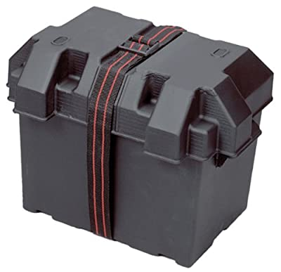 Powerhouse 13034 12-Volt Battery Box, Group 24