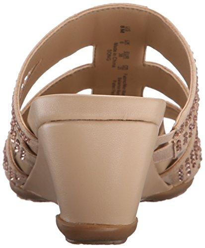 Sandal Wedge Song Tan Women Slide Naturalizer w5EXIvxq1x