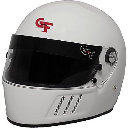 SA2015 G-Force GF3 Unisex-Adult Full-Face Helmet 3123XXLMB Flat Black,XX-Large