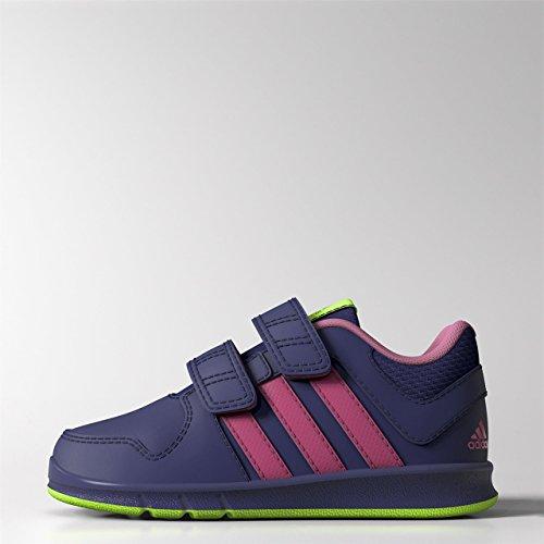 Adidas LK Trainer 6 CF I, Kinderschuhe Lila