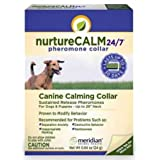 "Nurturecalm 24/7 Canine Calming Pheromone Collar (Upto 28"" Neck)"
