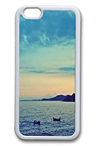 iPhone 6 Plus Case, Case for Apple iPhone 6 Plus, Germany North Sea For Fit For Apple iPhone 6 Plus, TPU Soft Rubber Bumper Screen Protector For Apple iPhone 6 Plus [Shock-Dispersion] [Slim Fit]