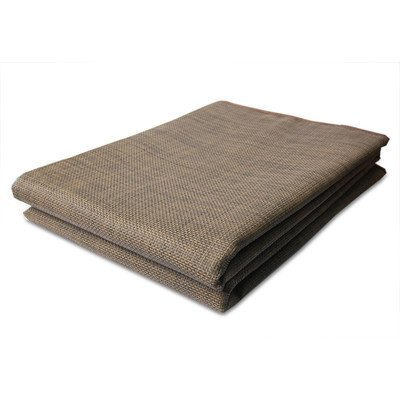 CGear Sand-Free Multi Rug (3-Feet 4-Inch x 6-Feet 6-Inch, Brown Wicker)