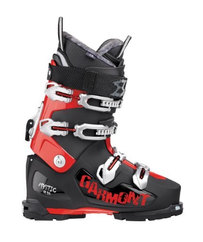 Garmont Alpine Ski Boots (Garmont Mystic with Alpine Soles (29.0 Mondo))