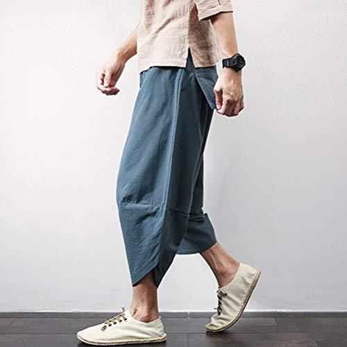 77 Bolawoo Hippie Baggy Rouge Pantalon Autres Casual Sarouel Hommes Yoga Aladdin Chic Vêtements Mode L Femmes Pantalons rrdBH