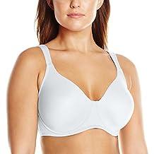 Leading Lady Women's Plus-Size Underwire Padded T-Shirt Bra