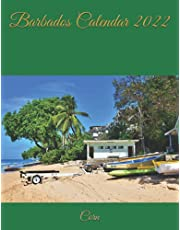 Barbados Calendar 2022