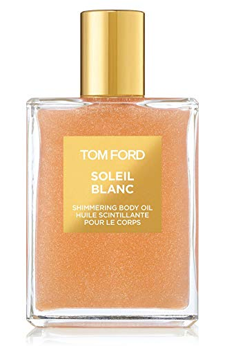 Shimmering Oil - Tom Ford Private Blend Soleil Blanc Shimmering Body Oil 100ml/3.4oz