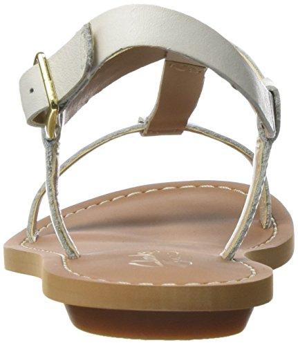 Clarks Damer Rejse Hop T-lås-hvid (hvid Læder) l9AUOpg