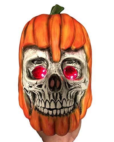 Rubber Johnnies , Adult Pumpkin Mask, Jack