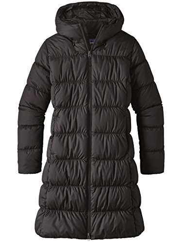 Patagonia Women's Downtown Parka (Small, Black)