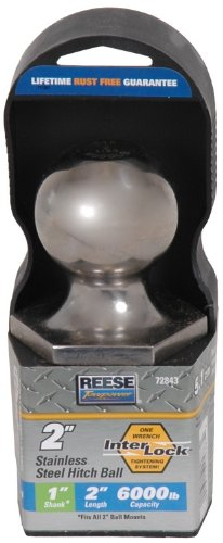 (Reese Towpower 72843 Stainless Steel Interlock 2