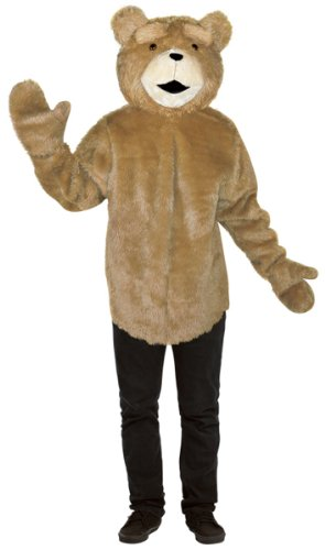 [Rasta Imposta Ted Tunic, Tan, Standard] (Bear Head Costume Amazon)