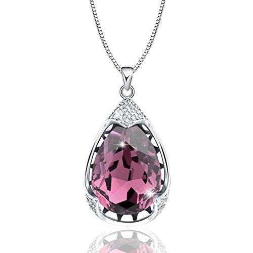 Swarovski Austrian Crystal Necklace (OSIANA