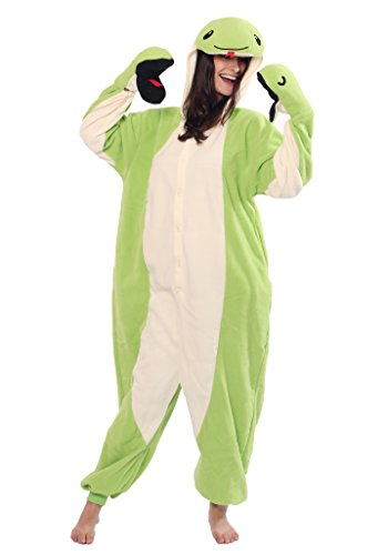 Snake Kigurumi (Adults) (Halloween Horror Nights Reviews)