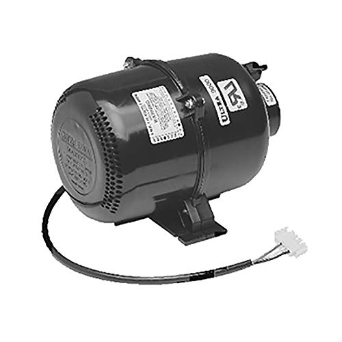 (Air Supply 15-415-9000 Ultra 9000 Hi-Performance Spa Blower, 1.0HP, 110V)