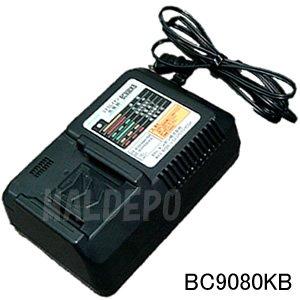 充電式芝刈機エコモ用リチウムイオン充電器 BC9080KB B0052GL0FG