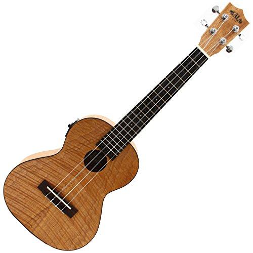 Kala KA-CEME Exotic Mahogany Concert Acoustic-Electric Ukulele by Kala