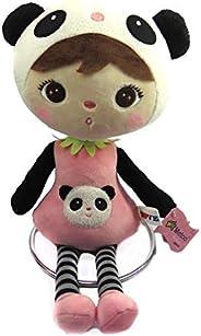 Boneca Angela Panda, Love, Cinza