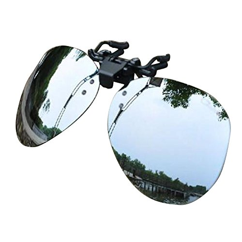 22444202017 Simwood™ New Men Women Polarized UV400 Lens Clip-on Flip-up Myopia  SunGlasses Outdoor Sports Driving Fishing glasses - Buy Online in Oman.