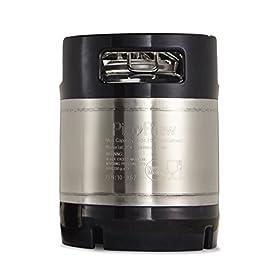 PicoBrew KEG1GFRM Brewing Keg, Silver