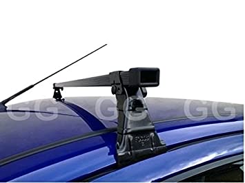 Mont Blanc Roof Rack Bars Ford Focus Dr Hatchback Mk