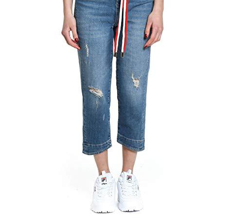 Coton Bleu Manila Grace J209dumg999 Femme Jeans 8Nnwvm0O