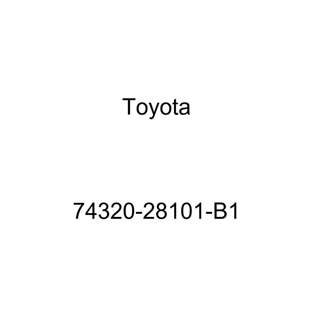 TOYOTA Genuine 74320-28101-B1 Visor Assembly