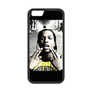 A$AP Rocky Solid Rubber Customized Cover Case for iPhone 6 plus 5.5
