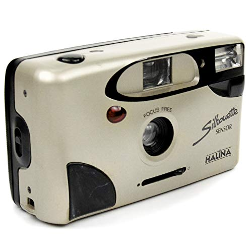 Halina Sensor de Silueta de 135 mm cámara: Amazon.es: Electrónica