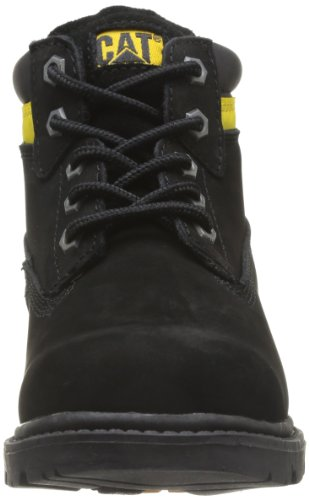 Caterpillar Colorado Plus- Botas de cuero para niños Negro (Childrens Black)