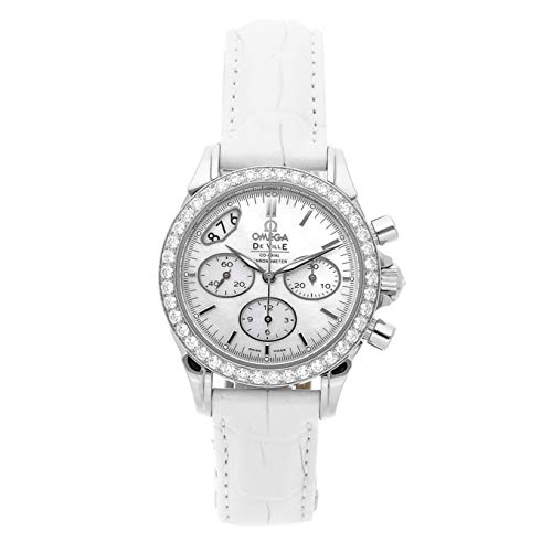 Omega De Ville Mechanical (Automatic) Mother-of-Pearl Dial Womens Watch 422.18.35.50.05.002 (Certified Pre-Owned)