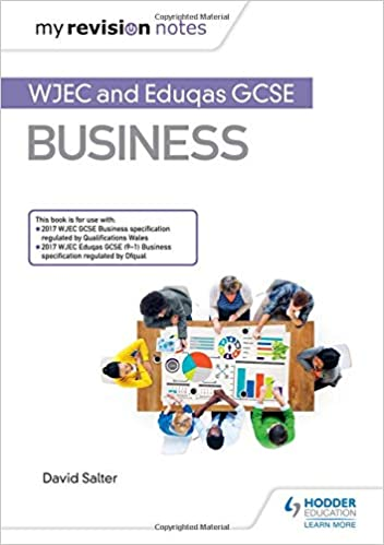 My Revision Notes: WJEC and Eduqas GCSE Business: Amazon co