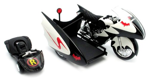 Hot Wheels Batman Batcycle