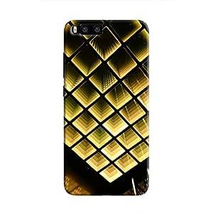 Cover It Up - Infinite Golden Squares Mi6 Hard Case