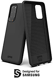GEAR4 Holborn Designed for Samsung Galaxy S20+ Case, Advanced Impact Protection by D3O - Black